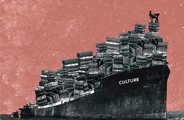 El tamaño de la cultura importa