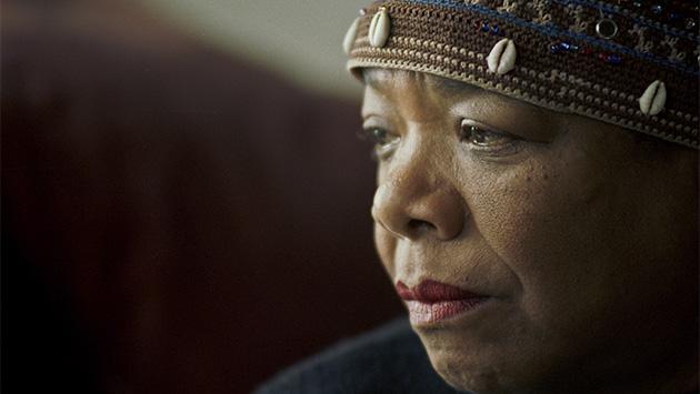 Maya Angelou. Zambullirse en el cielo