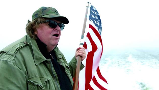 Las vacaciones europeas de Michael Moore