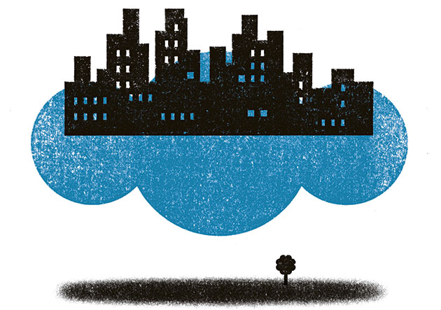 Planes desmedidos de ayer hipotecan el urbanismo de hoy