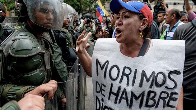 Venezuela, una implosión económica más que anunciada