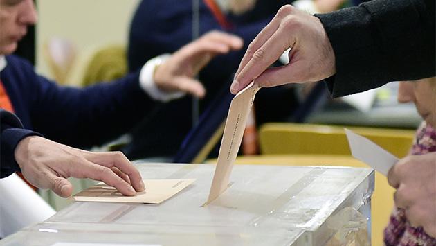 La disputada conversión de votos en escaños
