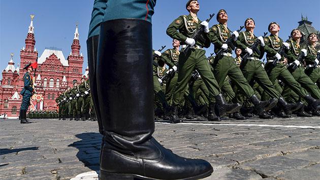 La nueva guardia pretoriana del Kremlin