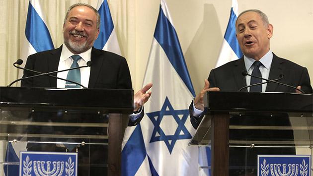 Netanyahu-Lieberman, jugando con pólvora
