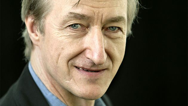 Julian Barnes. Retrato del artista occidental