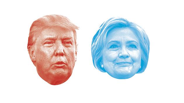 Los candidatos más impopulares de la historia