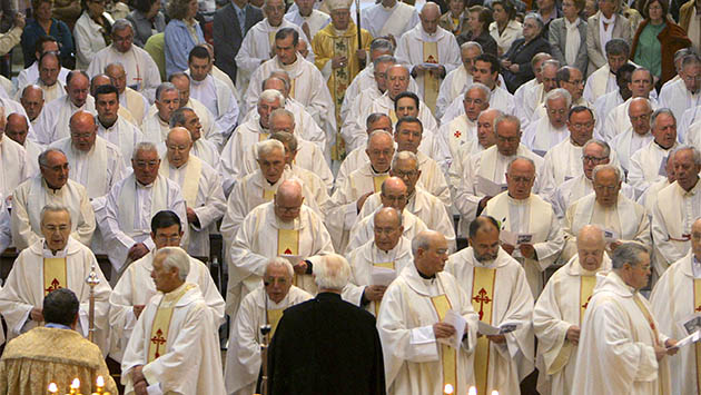 La transparente opacidad de la Iglesia española