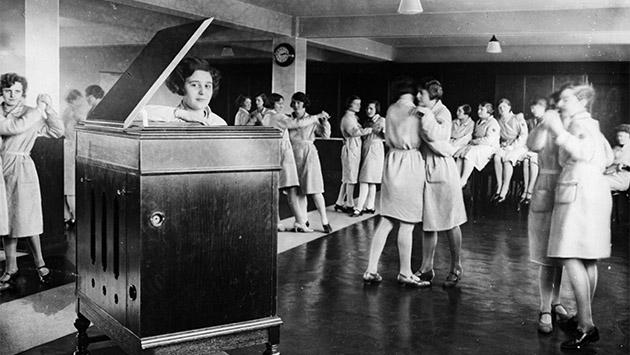 Los acordes que se opusieron a Hitler
