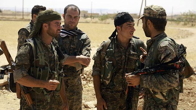 La seguridad de Occidente se juega en la guerra siria