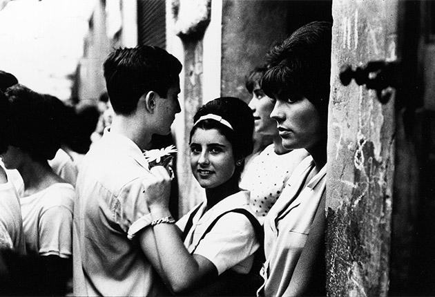 La Barcelona de los 60 vista por Miserachs