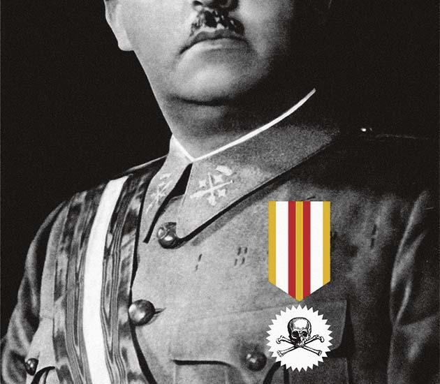 Franco y el prestigio del terror