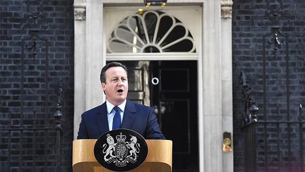 Caos en Reino Unido tras el huracán Brexit