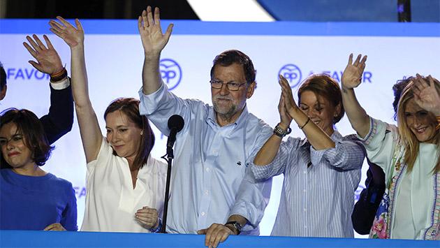 El PP refuerza su posición para gobernar