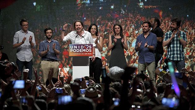 La desunión de Unidos Podemos