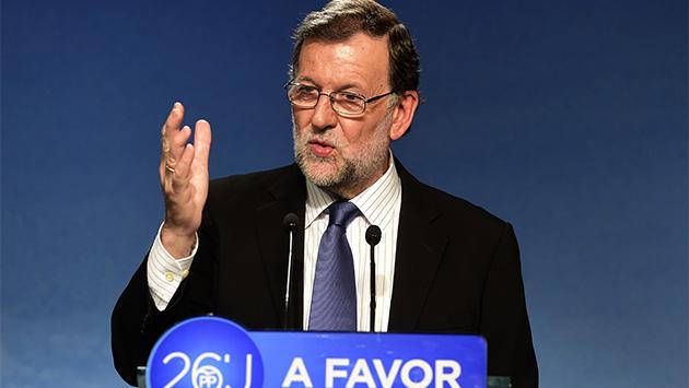 Rajoy se siente fuerte