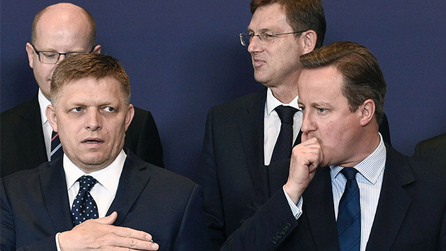 Bruselas como chivo expiatorio