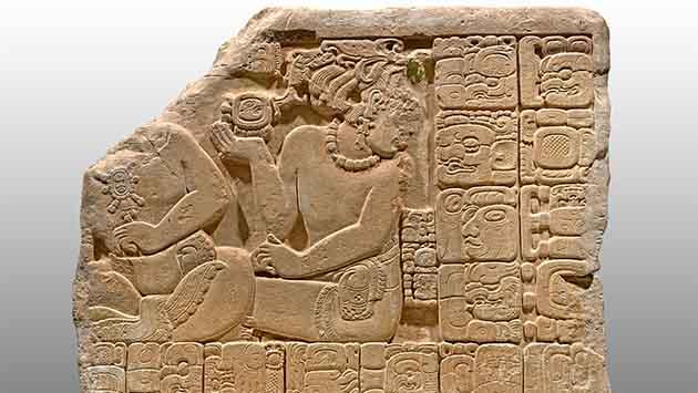 Exposición: el arte de los mayas