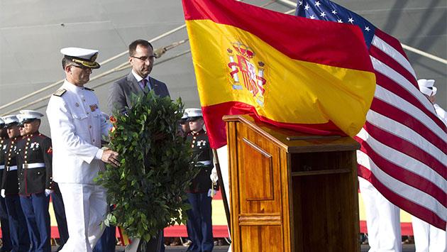 Un hito en las relaciones España-EE.UU.
