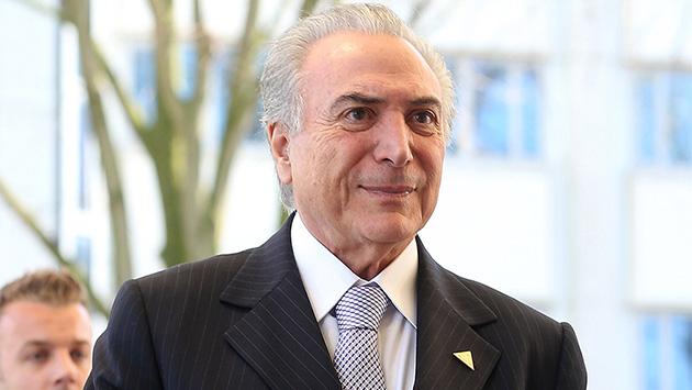 Brasil. El rupturismo de Michel Temer