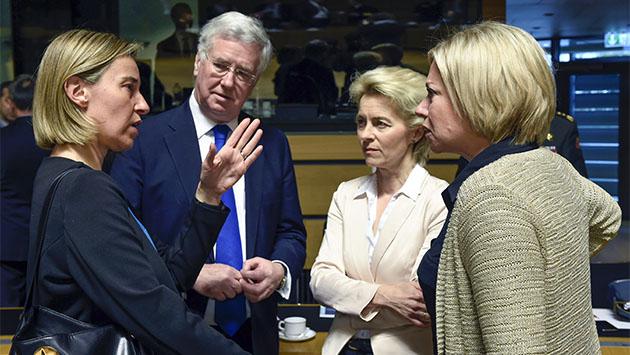La defensa de Europa está más allá de la OTAN