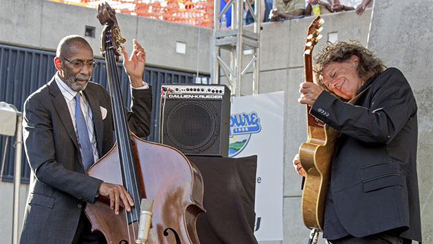 Pat Metheny & Ron Carter. El sonido de la sorpresa