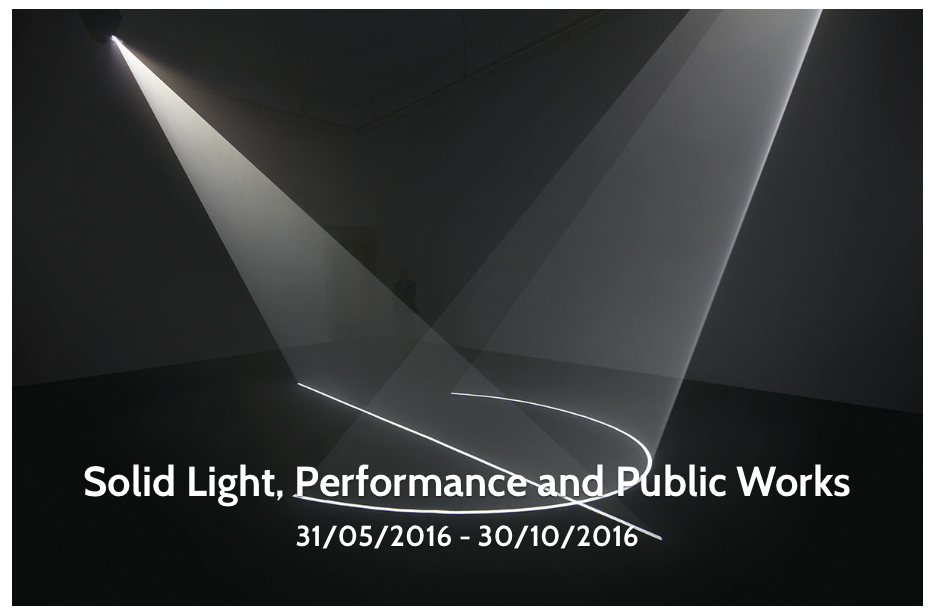 Solid Light, Performance and Public Works