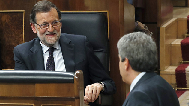 Entre los nacionalistas y el PSOE