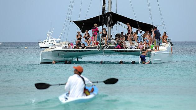 Seis destinos del Caribe. (I) Barbados: En el país del pez volador