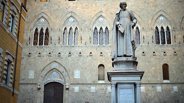 Los pecados capitales de la banca italiana