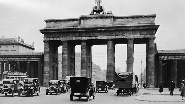 Berlín. Historia de una capitalidad interrumpida