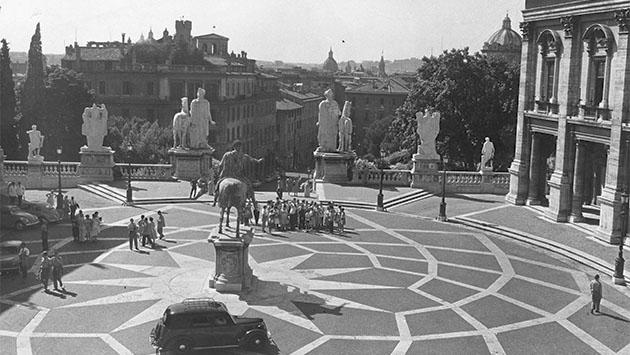 Roma. La ciudad soñada