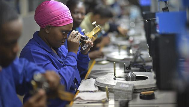 Cambio de tendencia en las economías subsaharianas