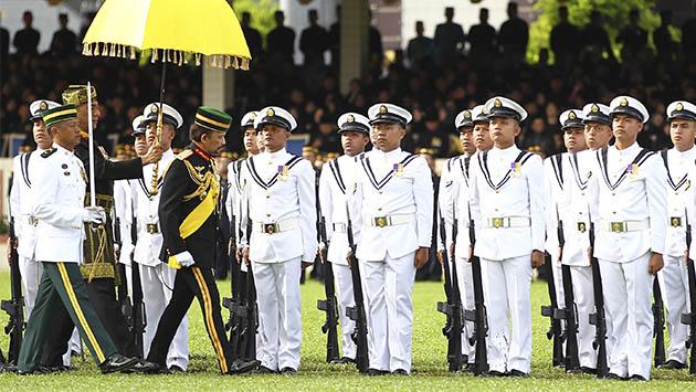 Bolkiah, el dadivoso déspota de Brunéi