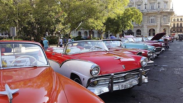 Seis destinos del Caribe. (y VI) Cuba: Llega la ola