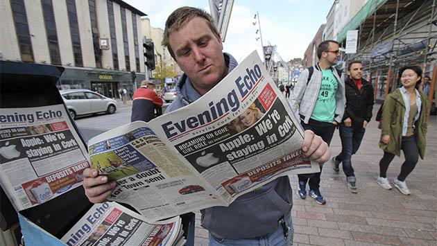 Irlanda, entre la incertidumbre y la ficción