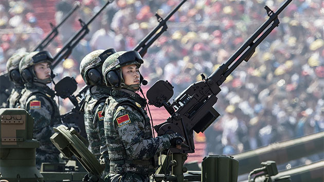 China, del Ejército popular al global