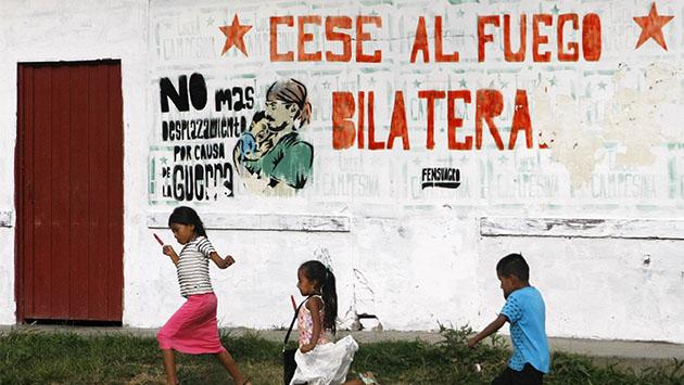 """Colombia. """"Votaré sí para saber qué es la paz"""""""