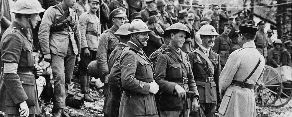 Kipling. La épica y el dolor en la Gran Guerra