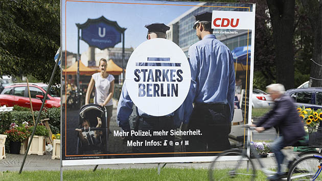 Alemania quiere blindarse