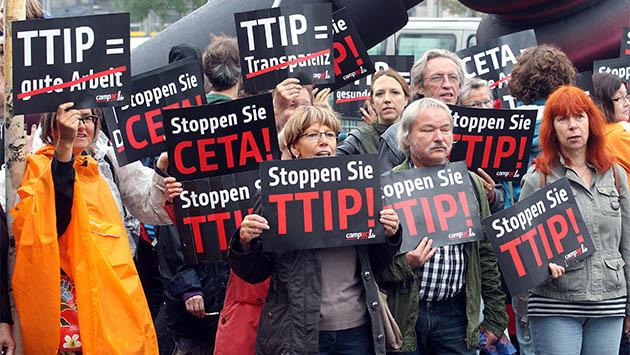 Negociación del TTIP: algunas luces y muchas sombras
