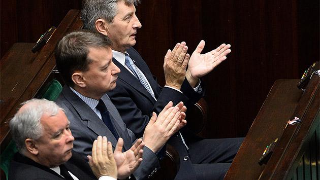 Polonia, ante un nuevo giro a la derecha