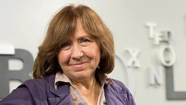 Svetlana Alexiévich. Viaje a los escombros de la historia
