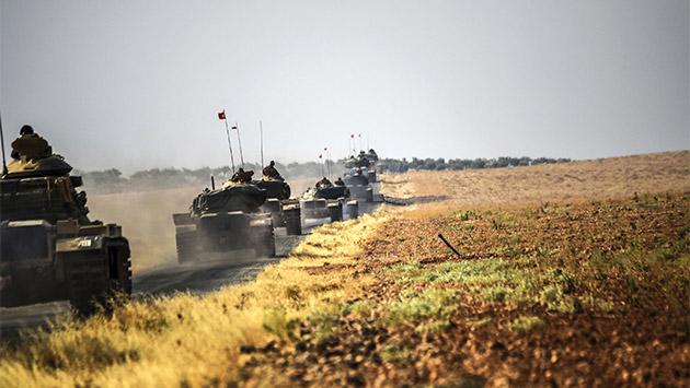 Turquía, último frente de la guerra siria