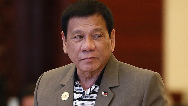 Rodrigo Duterte. El presidente matón y bocazas de Filipinas