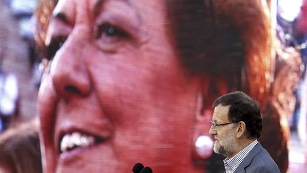 Rajoy, cercado por la corrupción