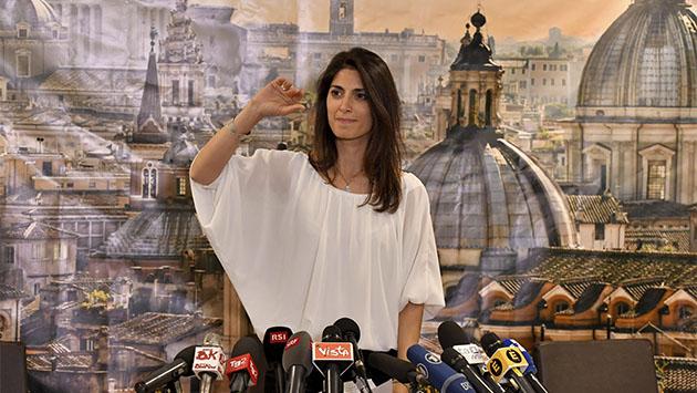 Roma contra su alcaldesa
