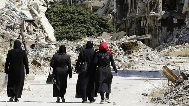 Siria no es país para nadie