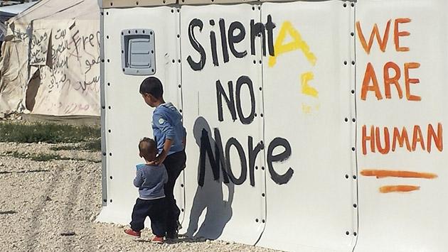 Nacionalidad: Refugiado
