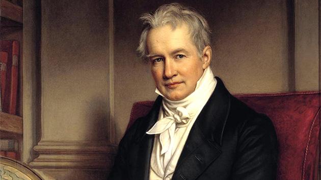 Von Humboldt. El científico total