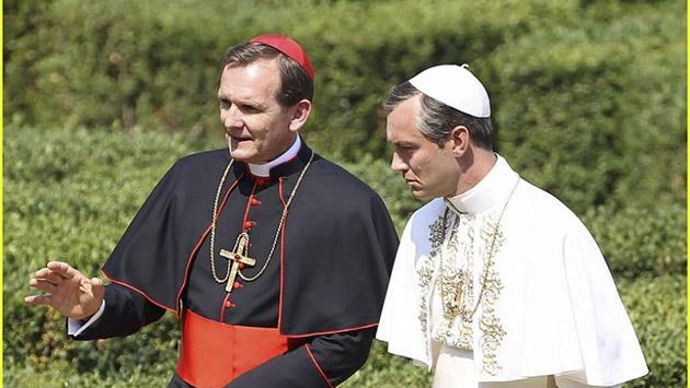 El papa de Sorrentino